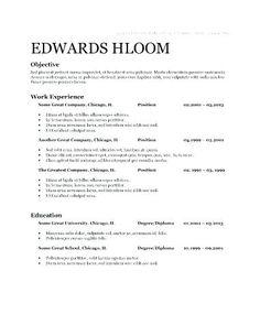 Latex 3 Resume Format Pinterest Sample Resume Sample Resume