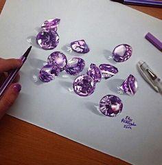 Fabulous Drawing On Creativity Ideas. Captivating Drawing On Creativity Ideas. Amazing Drawings, Realistic Drawings, Cool Drawings, Amazing Art, Realistic Rose, Horse Drawings, 3d Pencil Drawings, Color Pencil Art, Prismacolor