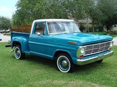 Image result for 1969 ford f100