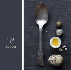quail's egg by Sania Pell
