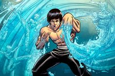 Image result for bruce lee characters based on