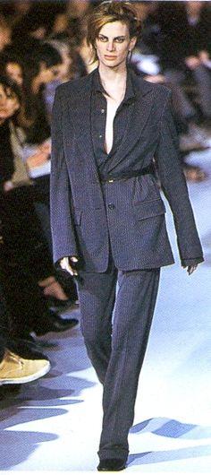 Ann Demeulemeester A/W 1997