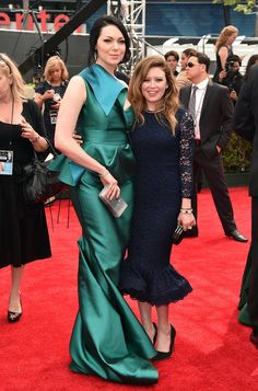 Laura Prepon...The pretty sister of Brienne of Tarth? So tall! :P