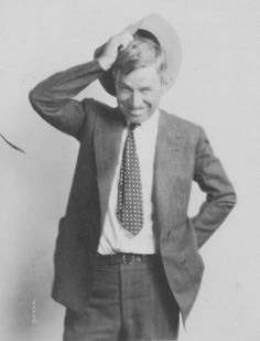 """A fool that knows he is a fool is one that knows he don't know all about anything, but the fool that don't know he is a fool is the one that thinks he knows all about anything. Then he is a dam fool."" - Will Rogers, 7 August 1927"