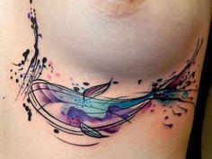 Tatouage Graphique Aquarelle Petra Hlavackova Tattoo 19