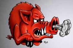 Beware of the Hog!
