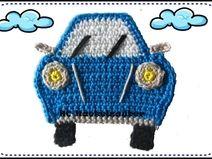 Auto in blau                                                                                                                                                                                 Mehr