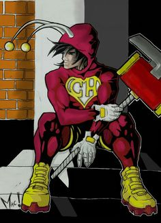 Marvel, Mexican Art, Nostalgia, Cartoon Art, Cool Artwork, Canvas Art Prints, My Hero, Comic Art, Anime