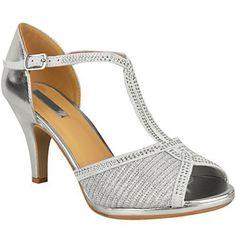 Escarpins à strass - parfaits pour mariage bal de promo soirée - femme   Amazon.fr  Chaussures et Sacs 959635ea564e