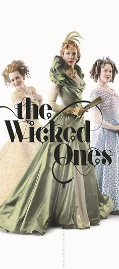 The Wicked ones - Lady Tremaine, Drisella and Anastasia
