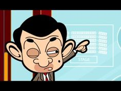 Mr Bean Selects a Ticket From Episode Bean Hypnotised Mr Bean, Ticket, Mickey Mouse, Disney Characters, Fictional Characters, Cartoon, Youtube, Cartoons, Fantasy Characters