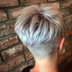 100 New Short Hairstyles for 2019 – Bobs and Pixie Haircuts, Today's article is all about 100 new short hairstyles for We all pretty sure that long hair is not the best option for each lady to be most fem…, Hairstyle Ideas New Short Hairstyles, Short Pixie Haircuts, Pixie Hairstyles, Prom Hairstyles, Easy Hairstyles, Pixie Haircut Styles, Pixie Styles, Straight Hairstyles, Short Grey Hair