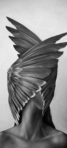 Dark Photography, Creative Photography, Ed Wallpaper, Surealism Art, Illustration Arte, Digital Art Girl, Surreal Art, Portrait Art, Aesthetic Art