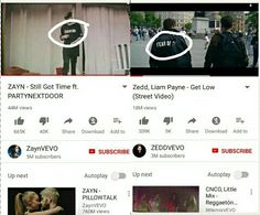 Did anyone notice that?!?!Ziam Proof!