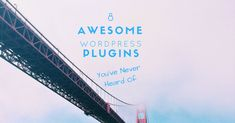 8 #Awesome #WordPress #Plugins That Greatly Enhance User #Experience      Many lesser-known WordPress plugins allow users to implement simple solutions to complex problems and allow you to greatly improve the user experience! https://blog.thesocialms.com/8-awesome-wordpress-user-experience/?utm_campaign=crowdfire&utm_content=crowdfire&utm_medium=social&utm_source=pinterest