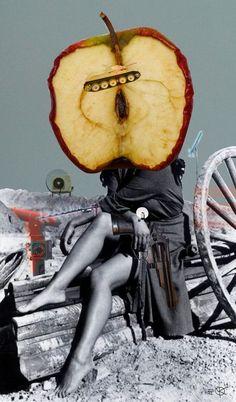Wild Wilhelm Tell Collage by Marko Koppe