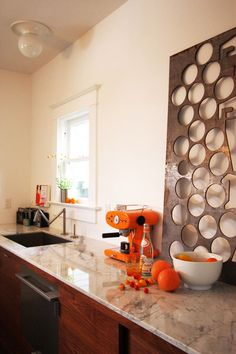 counters and cabinets #kitchen