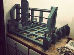 Nueva CNC de la mesa de la máquina de construcción soldada armazón de metal - Página 4