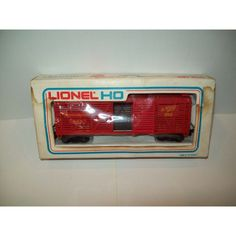 LIONEL TRAIN STOCK CAR MKT HO SCALE