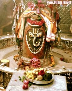 Today, Jan. 13 pic of Bhasma Aarti of Lord Mahakaleshwar Ujjain.  Visit Ujjain for Simhasth during Apr. - May 2016