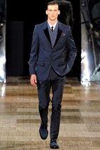 Louis Vuitton FW12/13  Dark Blue