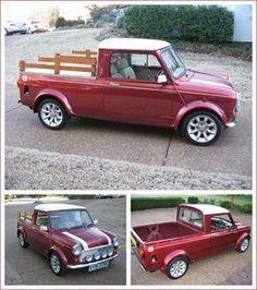 Mini Cooper S Pickup