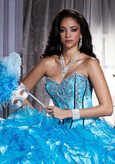 Tiffany Quince 26656 Dress