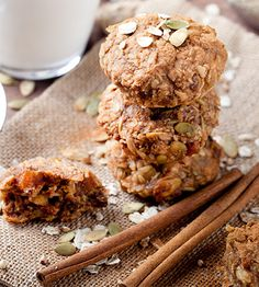 Healthy Studio Snacks Inspired by Fall Flavors #discountdance #healthysnacks