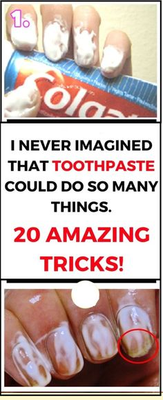20 Amazing Tricks of Tooth Paste