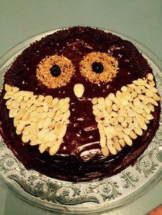Un gâteau spécial ...Caroline ´s birthday