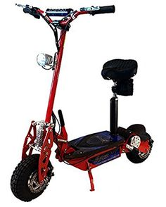 Super Cycles  Scooters  Super Turbo 1000Elite  36V Electric Scooter  2Wheel  Red * This is an Amazon Associate's Pin. Click the image to find out more on Amazon website.