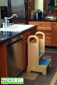 Wooden Steps On Pinterest Step Stools Stools And Ladder