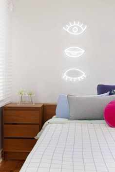 stars ink chambres peinture mur et chambre enfant. Black Bedroom Furniture Sets. Home Design Ideas