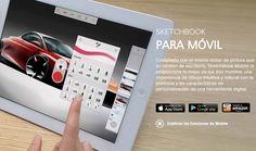 Autodesk Sketchbook: Toda la pantalla será tu espacio de dibujo con esta aplicación gratis para móviles #diseño #dibujo