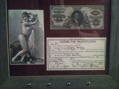 Prostitution licence