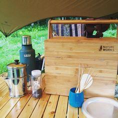 おかもち キャンプ camp camping