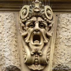 Architectural Detail in Prague