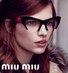 Comprar Oculos Miu Miu Modelos De Óculos, Usando Óculos, Oculos De Sol,  Editoriais 0ee3b499ab
