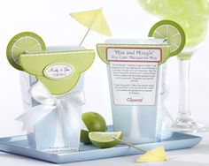 Margarita Mix Wedding Favors from Koyal Wholesale
