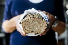 Pan de trigo sarraceno & toppings — Being Biotiful