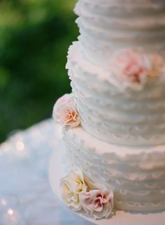 light and airy cake