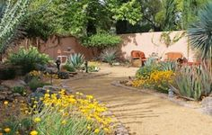 One of these days I would like to landscape Ty's back yard to look like this.  Bonus Content: Schilling Horticulture Group | Las Vegas Woman Magazine