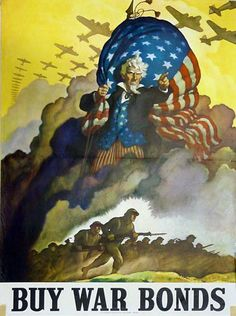 American Propaganda Poster --From the Truman Presidential Library Web Site
