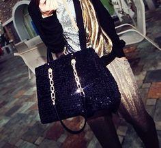 Cheap Shoulder Bags on Sale at Bargain Price, Buy Quality handbag dropship, handbag school, handbag oem from China handbag dropship Suppliers at Aliexpress.com:1,Style:Casual, Fashion 2,Occasion:Versatile 3,falsifiability folding:q17 4,Style:Fashion 5,Item Type:Handbags