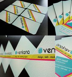 Business card - Cartão de Visitas
