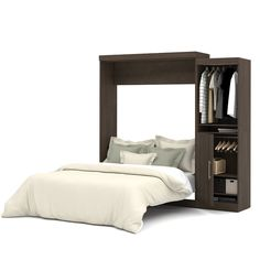 Truett Queen Murphy Bed | AllModern