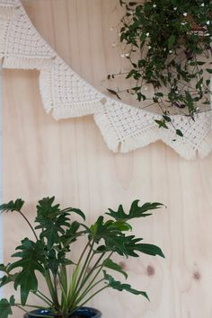 Macrame Bunting // Ornament // Garland // Party от KnottyBloom