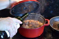 Foto Goulash, Good Food, Easy Meals, Bakken, Recipies
