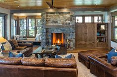 https://plus.google.com/share?url=http://www.houzz.com/photos/41255910/Central-Minnesota-Lake-Home-rustic-living-room-minneapolis