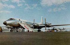Loftleidir Icelandic CL44-J aircraft - Google Search